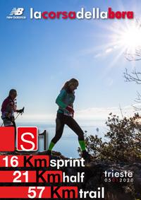 Calendario Podismo Veneto 2020.S1 Trail 57 Km