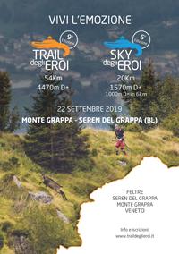 Calendario Podismo Veneto Ottobre 2020.Sky Degli Eroi 20 Km