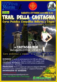 Calendario Podismo Veneto Ottobre 2020.Castagna Run Singoli 10 Km